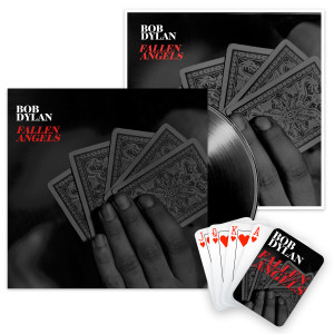 Fallen Angels Vinyl LP + Litho + Playing Cards