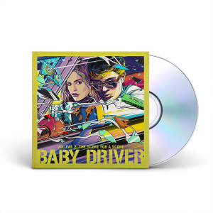 Baby Driver Volume 2: The Score for a Score CD