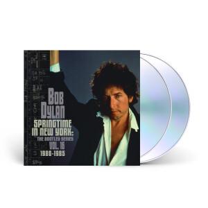 Bob Dylan - Springtime In New York: The Bootleg Series Vol. 16 (1980-1985) CD