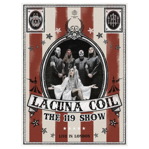 Lacuna Coil - The 119 Show - Live In London Limited Edition Blu-Ray+DVD+2CD Box Set