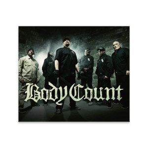 Body Count - Limited Edition Bloodlust CD Box Set