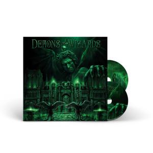 Demons & Wizards - III Ltd. Deluxe 2CD Artbook