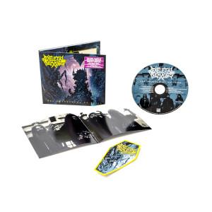 Skeletal Remains - The Entombment Of Chaos CD Digipak + Digital Album Download