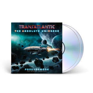 Transatlantic The Absolute Universe - Forevermore (Extended Version) 2CD Digipack