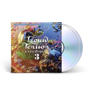 Liquid Tension Experiment - LTE3 2 CD Digipack + Digital Download