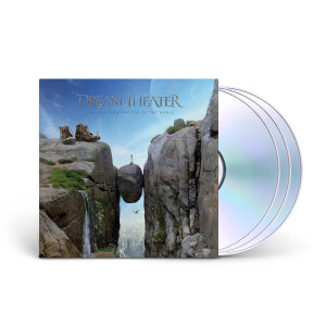 Dream Theater - A View From The Top Of The World Ltd. Deluxe 2CD + Blu-ray Artbook + Digital Download