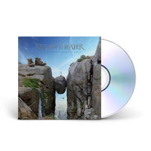 Dream Theater - A View From The Top Of The World CD Digipack + Digital Download