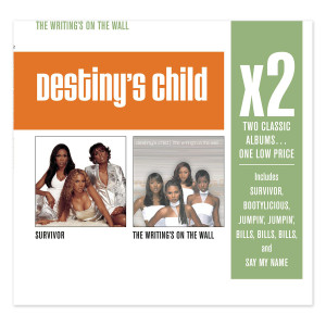 Destiny's Child X2 CD