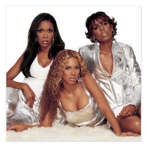 Destiny's Child Survivor CD