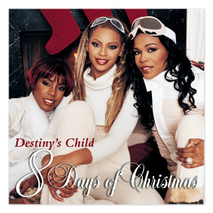 Destiny's Child 8 Days Of Christmas CD