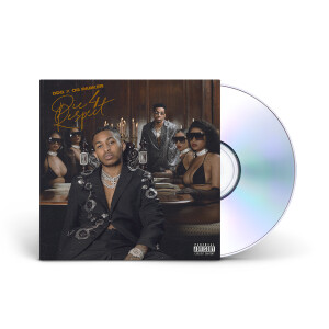 DDG x OG Parker - Die 4 Respect CD