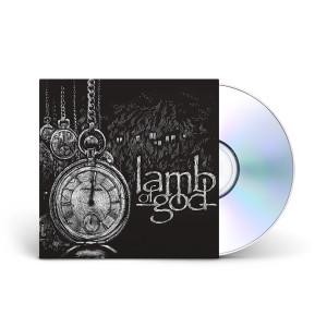 Lamb of God Softpack Alternate Cover CD + Digital Download