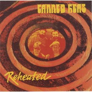 Canned Heat - Reheated [Bonus Track] CD
