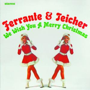 Ferrante & Teicher - We Wish You a Merry Christmas/Snowbound CD