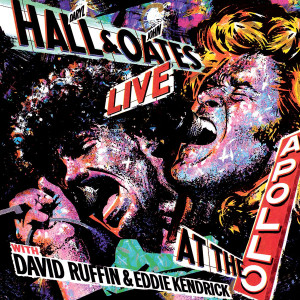 Hall & Oates - Live at The Apollo CD