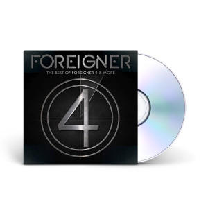 The Best of Foreigner 4 & More CD