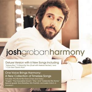 Harmony Deluxe CD