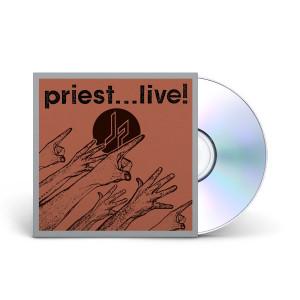 Judas Priest Priest...Live! CD
