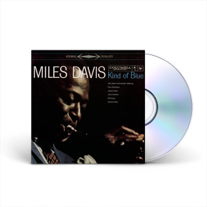 Miles Davis Kind Of Blue Deluxe 50th Anniversary Collector's Edition 4-disc CD