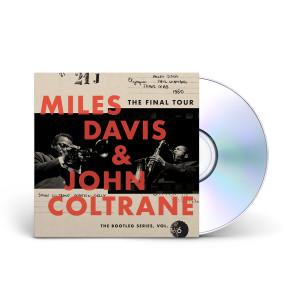 Miles Davis & John Coltrane - The Final Tour: The Bootleg Series, Vol. 6 CD Box Set