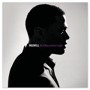 Maxwell BLACKsummers' Night (2009) CD