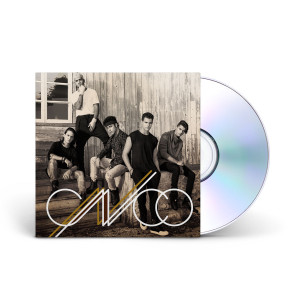CNCO Deluxe CD
