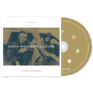 North Mississippi AllStars - Prayer for Peace  CD