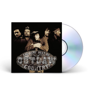 Various: Outlaw Country CD