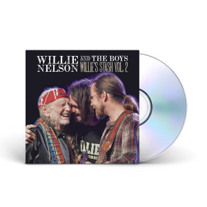 Willie Nelson: Willie and the Boys - Willie's Stash Vol. 2 CD