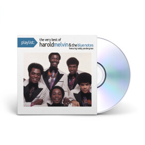 Playlist: The Very Best Of Harold Melvin & The Blue Notes CD