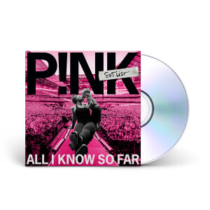 All I Know So Far - The Setlist CD