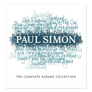 Paul Simon Complete Albums Collection CD