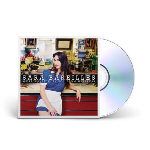 Sara Bareilles - What's Inside: Songs From Waitress CD