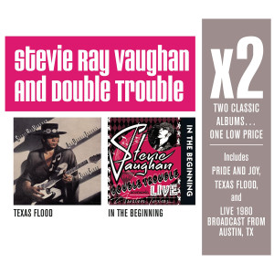 X2 (Texas Flood/In The Beginning) CD