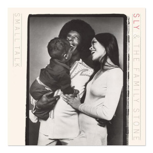 Sly & The Family Stone Small TalkCD