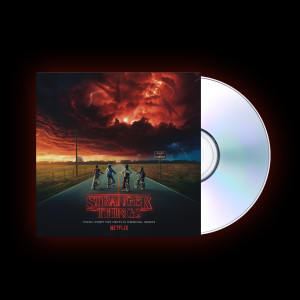 Stranger Things:  Music From the Netflix Original Series CD