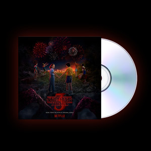 Stranger Things:  Music From the Netflix Original Series, Season 3 CD