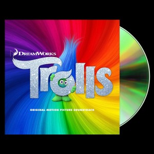 Trolls (Original Motion Picture Soundtrack) - CD
