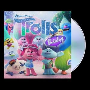 Trolls Holiday CD
