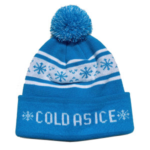 Cold As Ice Beanie