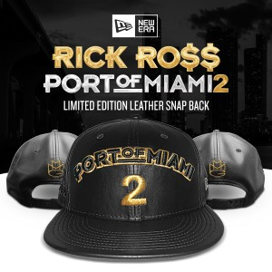 """""""Port of Miami 2"""" Limited Edition New Era 9FIFTY Snapback  Hat"""