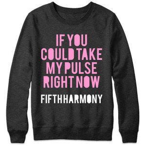 Fifth Harmony Pulse Crewneck Sweatshirt