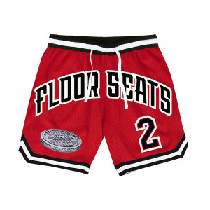 Floor Seats II Basketball Shorts