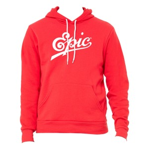 Official Epic Records Hoodie