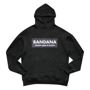 Bandana Pullover Hoodie