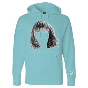 Grace Hair Silhouette Hoodie