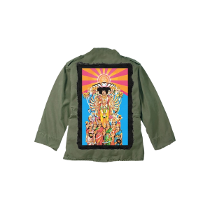Bold As Love Army Jacket