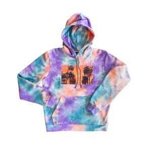 Dyed Golden Hour Hoodie
