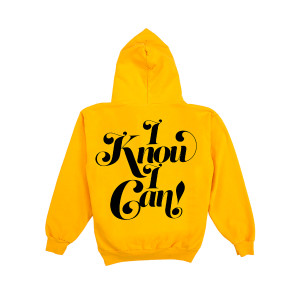 Nas I Know I Can Hoodie