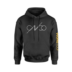 CNCO - World Tour Black Pullover Hoodie